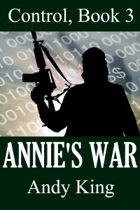 Annie's War, Control series Book 3