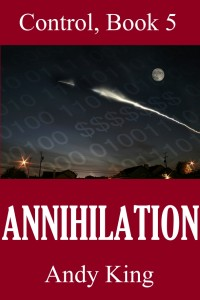 Annihilation, Control series Book 5
