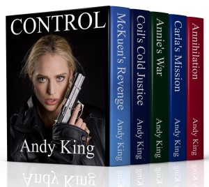 Control Series Boxed Set, published by Mission Development